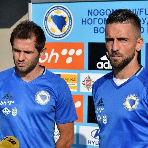 Ibišević i Lulić u 2017. zaključili reprezentativnu karijeru