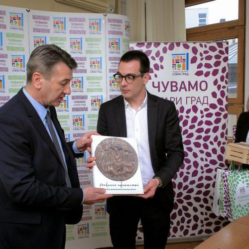Bratimile se dvije najstarije općine iz Sarajeva i Beograda
