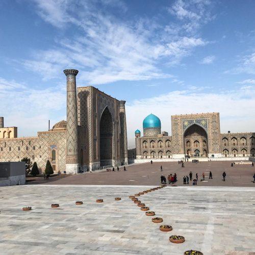Biser Srednje Azije: Uzbekistan, spoj nekoliko civilizacija
