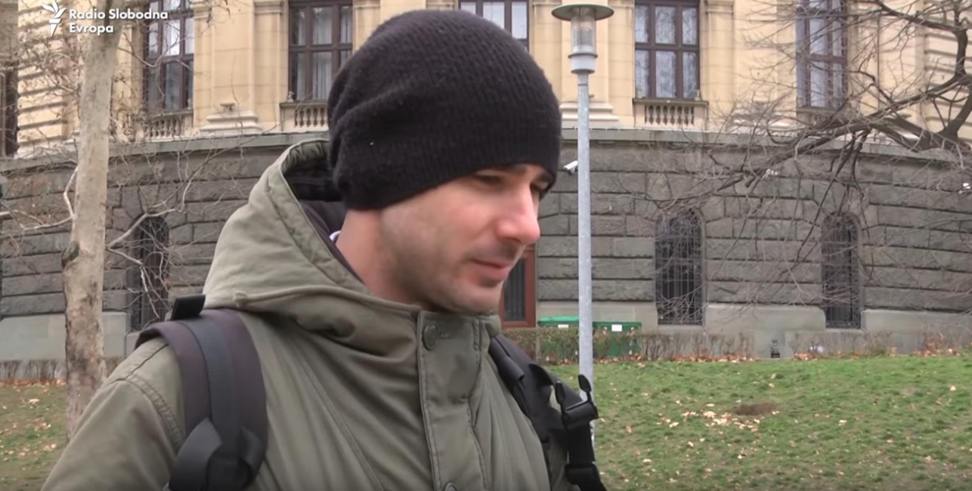 /VIDEO/ Da li su Beograđani čuli za opsadu Sarajeva?