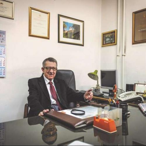Mustafa Imamović: Život posvećen čarobnoj zemlji Bosni