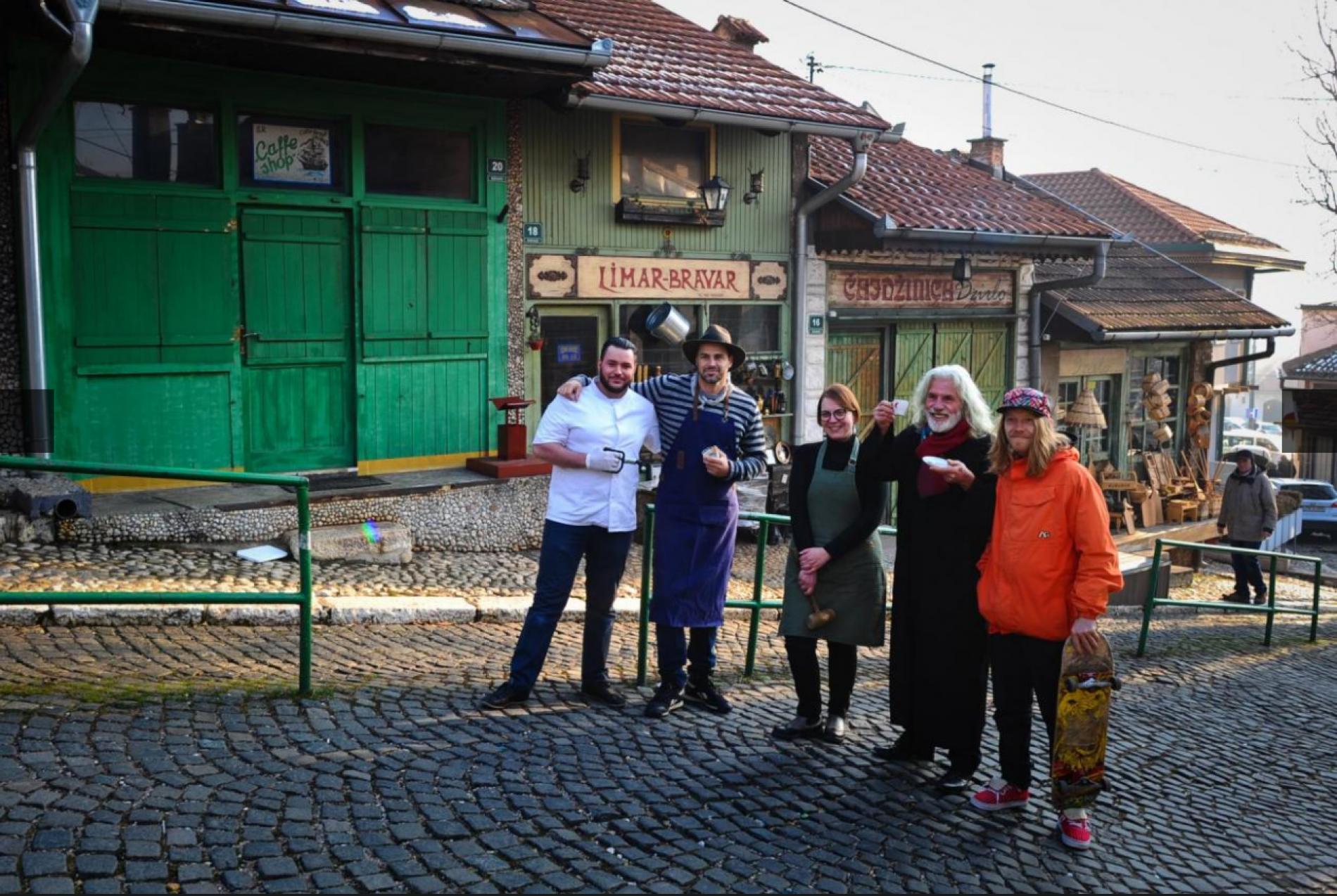 """Baščaršijska """"fantastična petorka"""": Zanatlije koje plijene pažnju turista"""