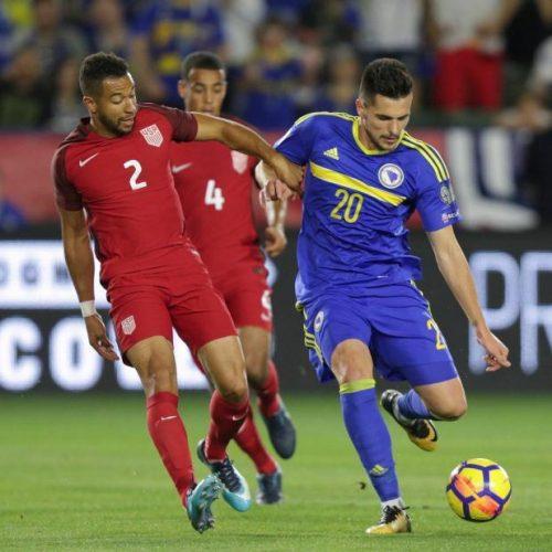 Zmajevi remizirali u Los Angelesu: Igrači iz bosanske lige pokazali kvalitet (VIDEO)