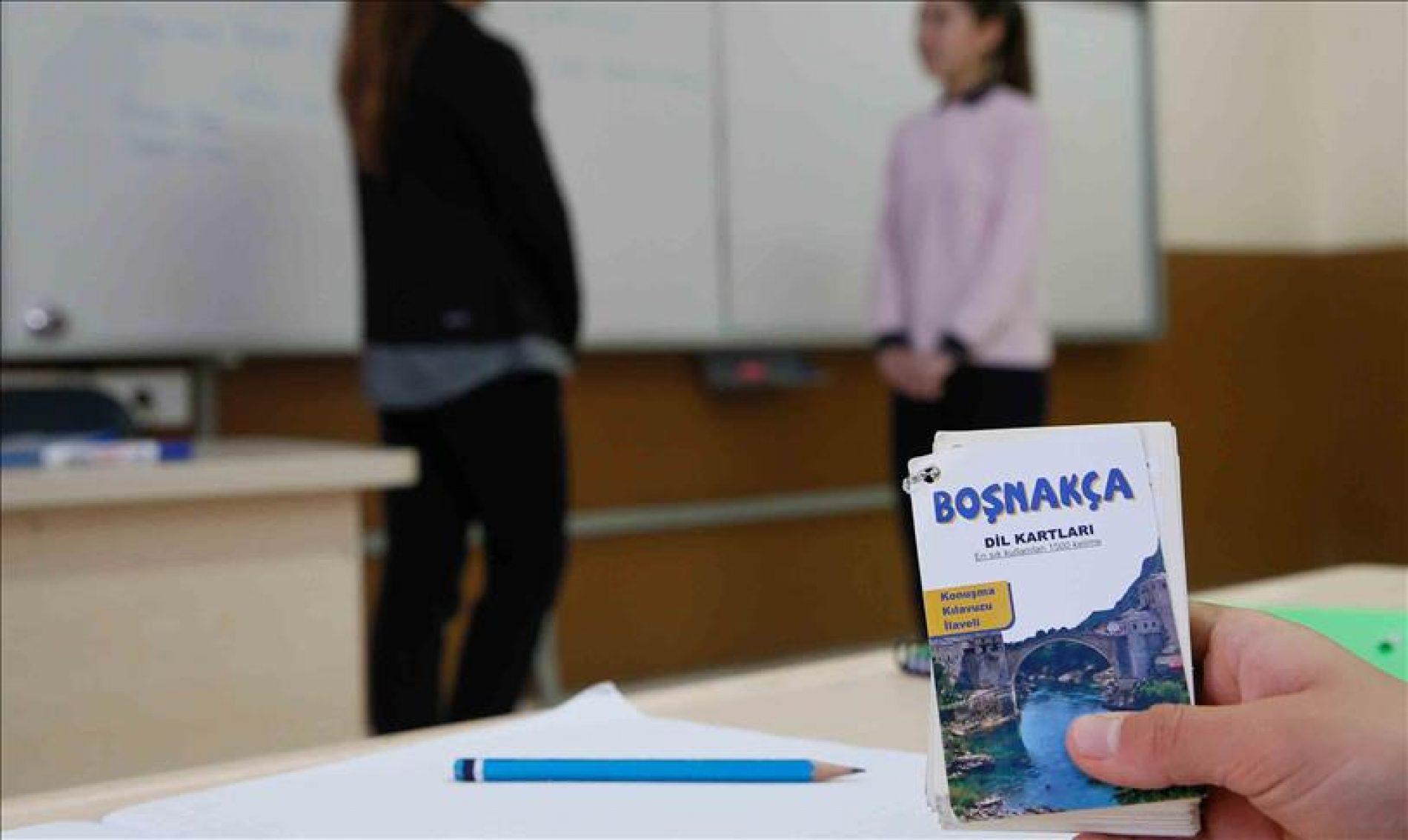 Bošnjaci u Turskoj odlučili učiti jezik pradjedova (VIDEO)