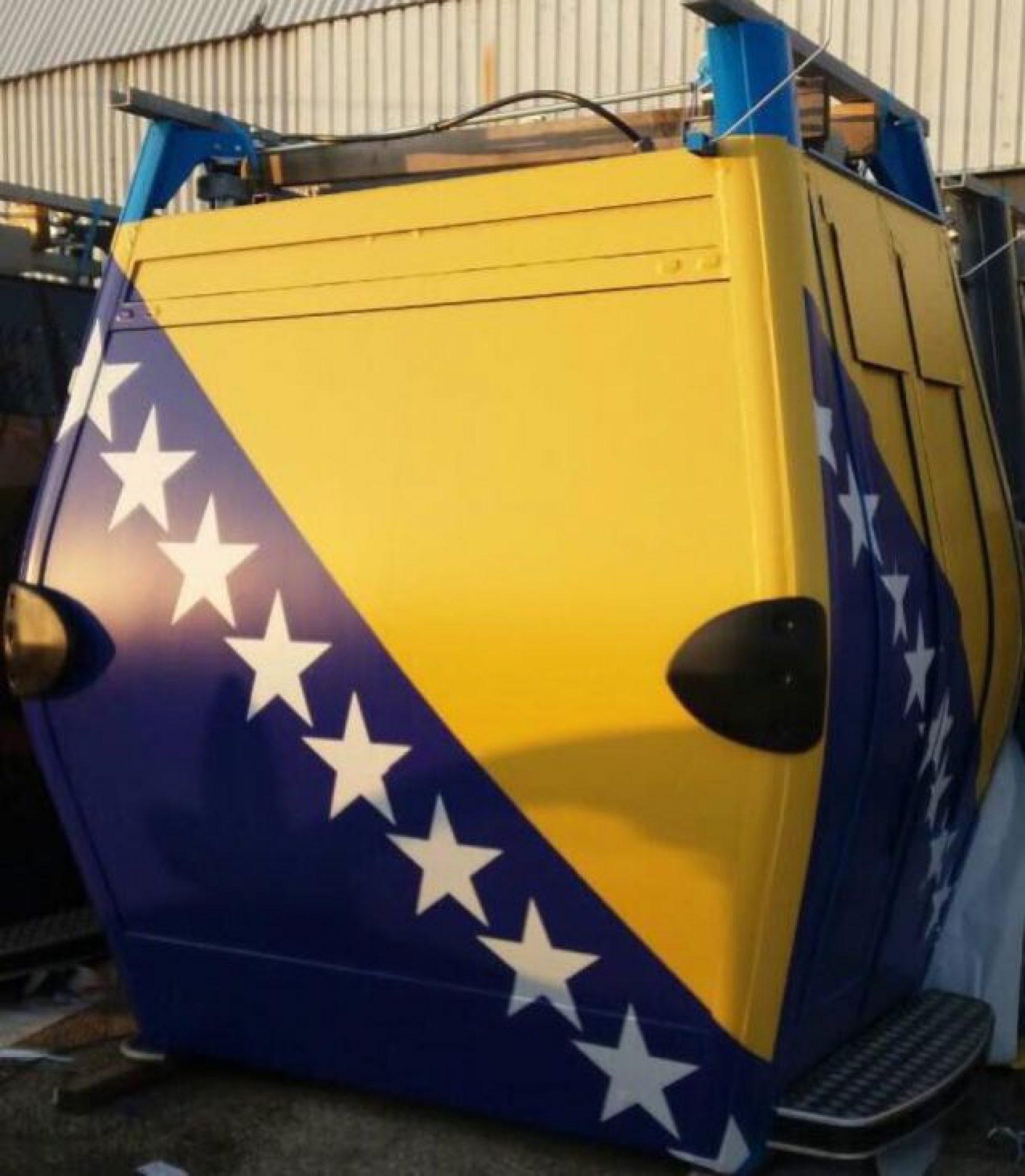 Spremne gondole za Trebevićku žičaru: Sutra prva testna vožnja