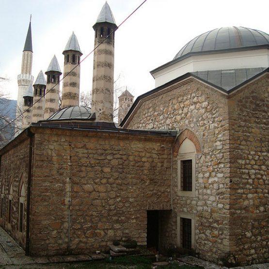Gazi Husrev-begova medresa osnovana prije 481 godinu