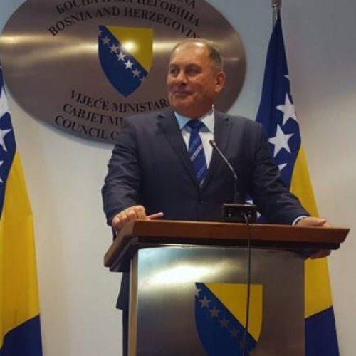 Mektić: Bosna i Hercegovina može sama uhapsiti Dodika, ne treba to tražiti od Srbije