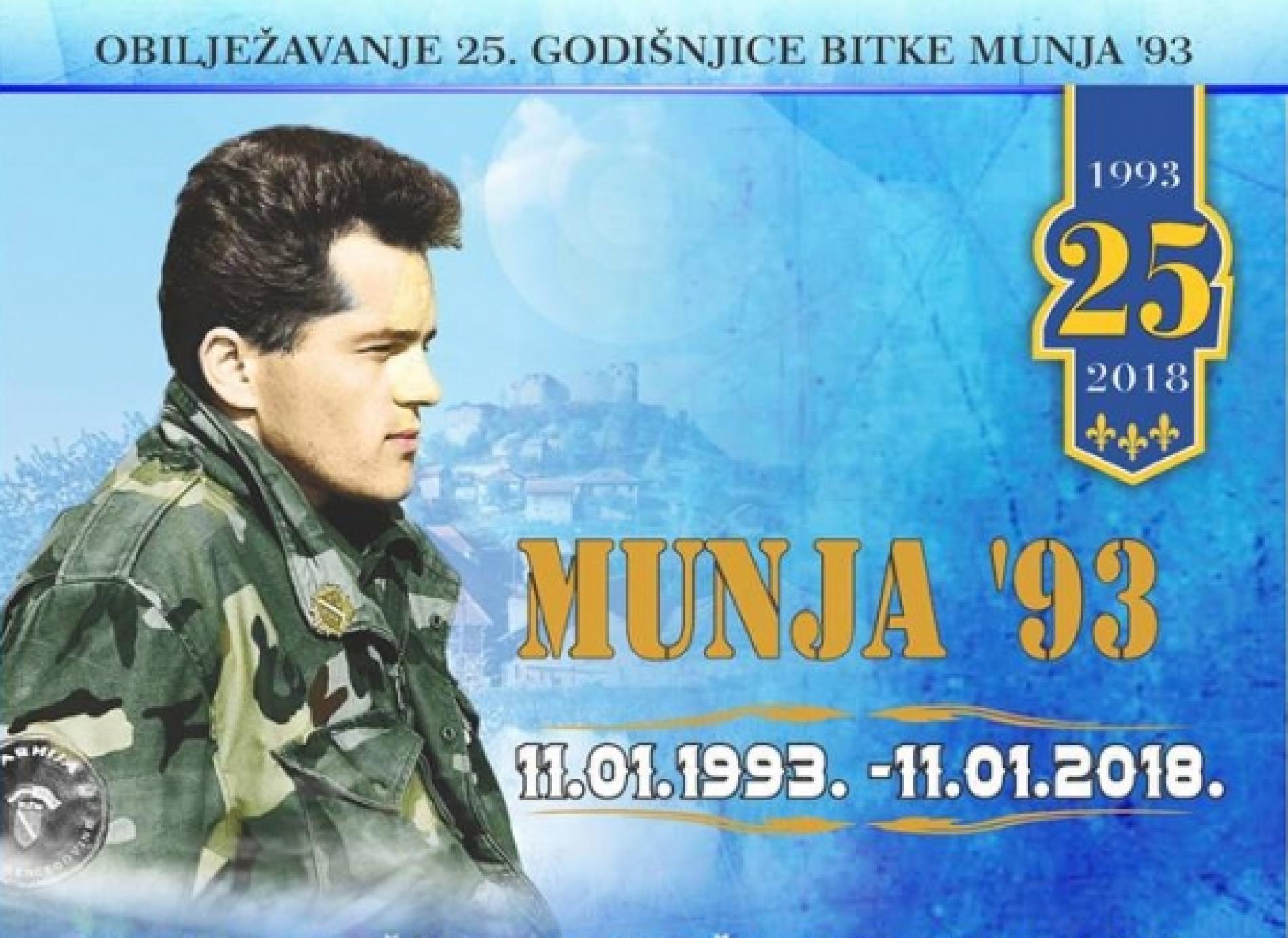 Godišnjica bitke Munja '93