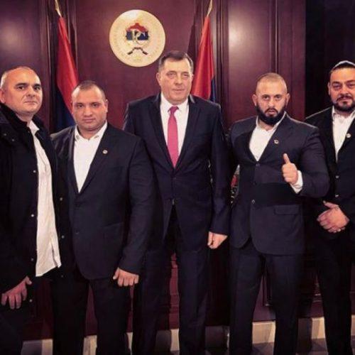 """Pripadnicima """"Srbske časti"""" će biti zabranjen ulazak u Bosnu i Hercegovinu"""