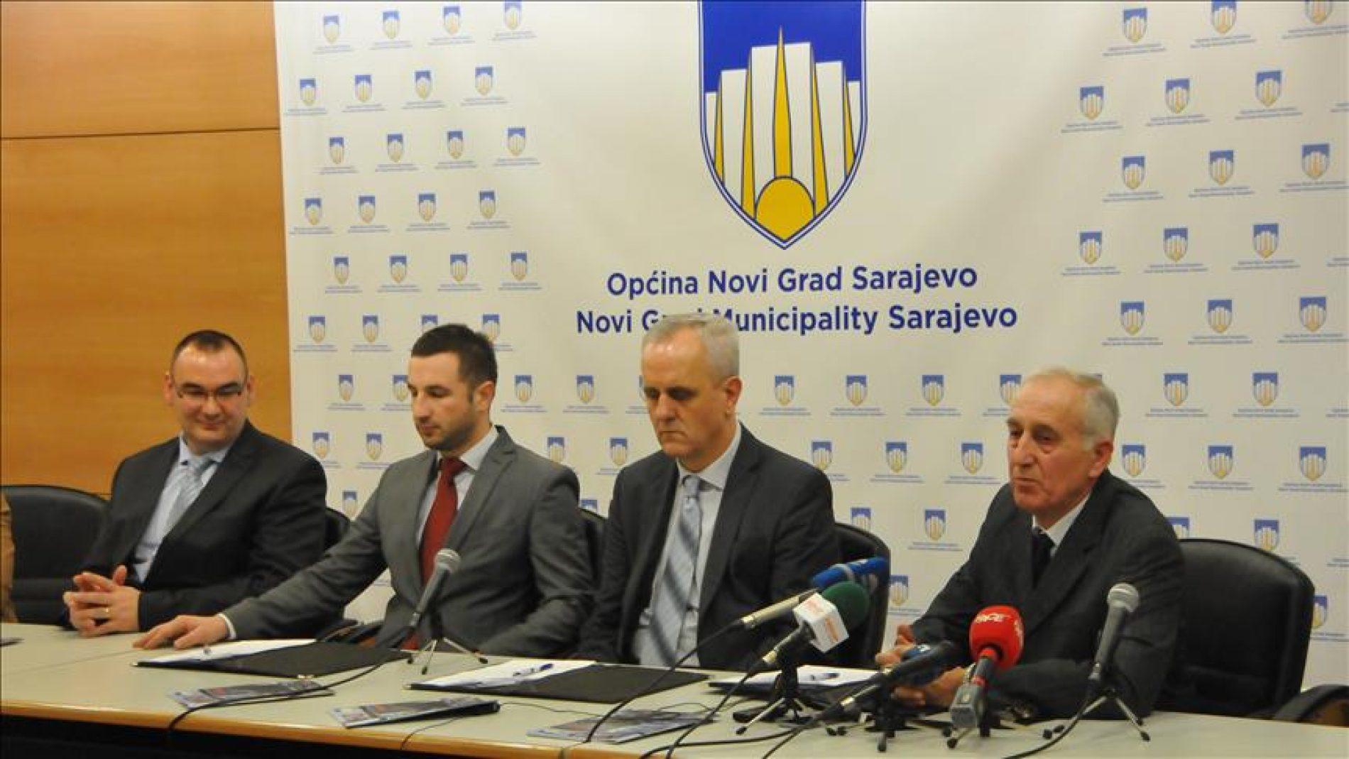 Novi Grad Sarajevo: Uz januarsku penziju po 50 KM