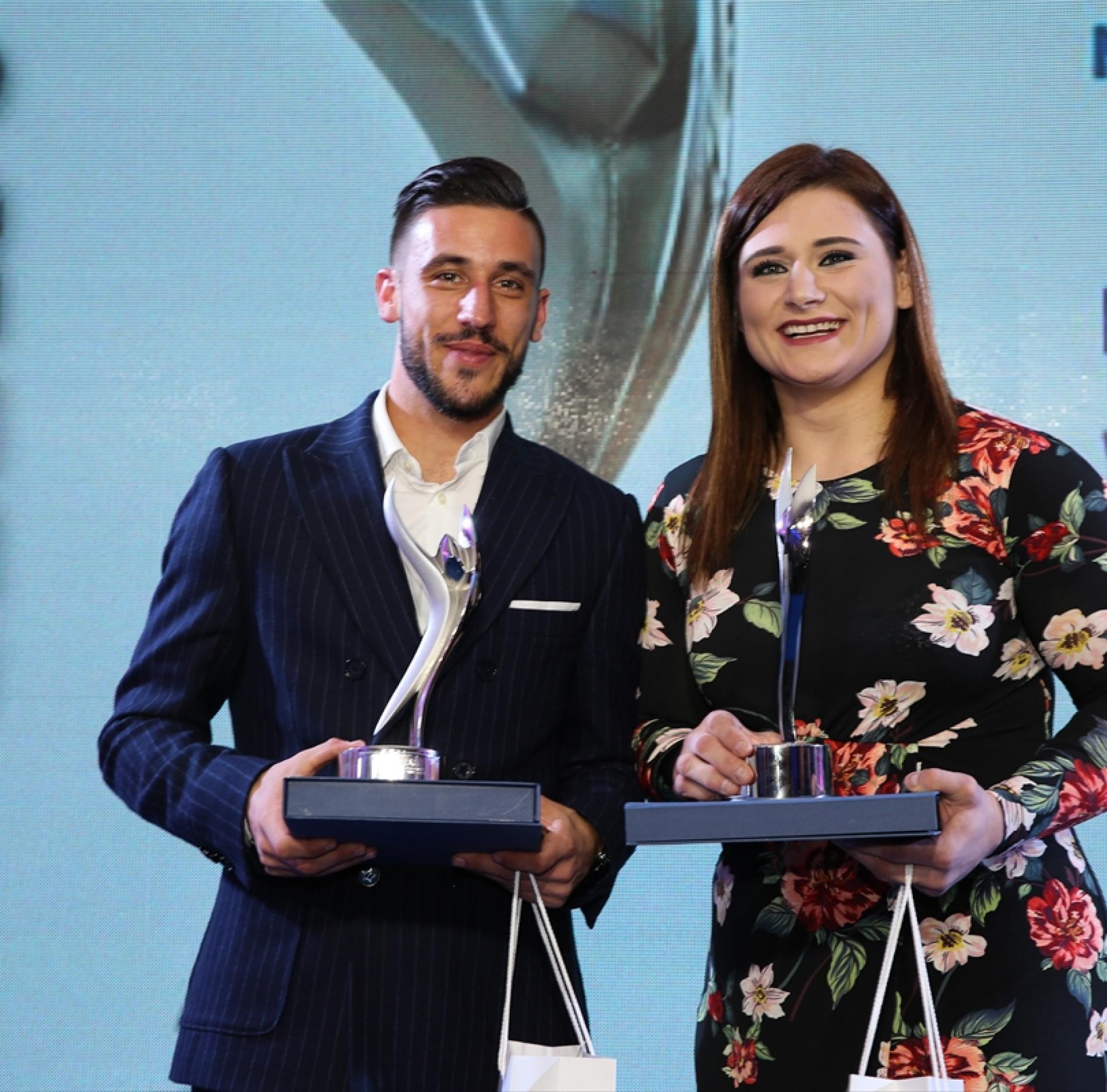 Najljepše sportske priče u 2017: Razija, Larisa, Damir, Edin, Miralem i ljepota Neretve