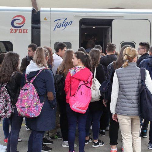 Za dva i po mjeseca 'BH voz' počinje saobraćati na relaciji Sarajevo – Bihać