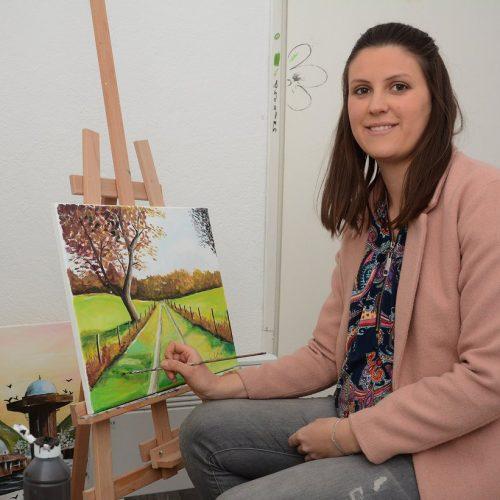 Mostar: Samouka slikarica hobi pretvorila u ozbiljan posao i prodaje slike širom svijeta