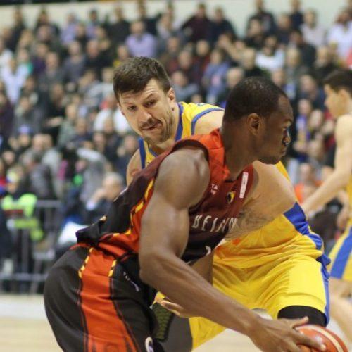 Košarkaški Zmajevi slavili u Skenderiji (VIDEO)