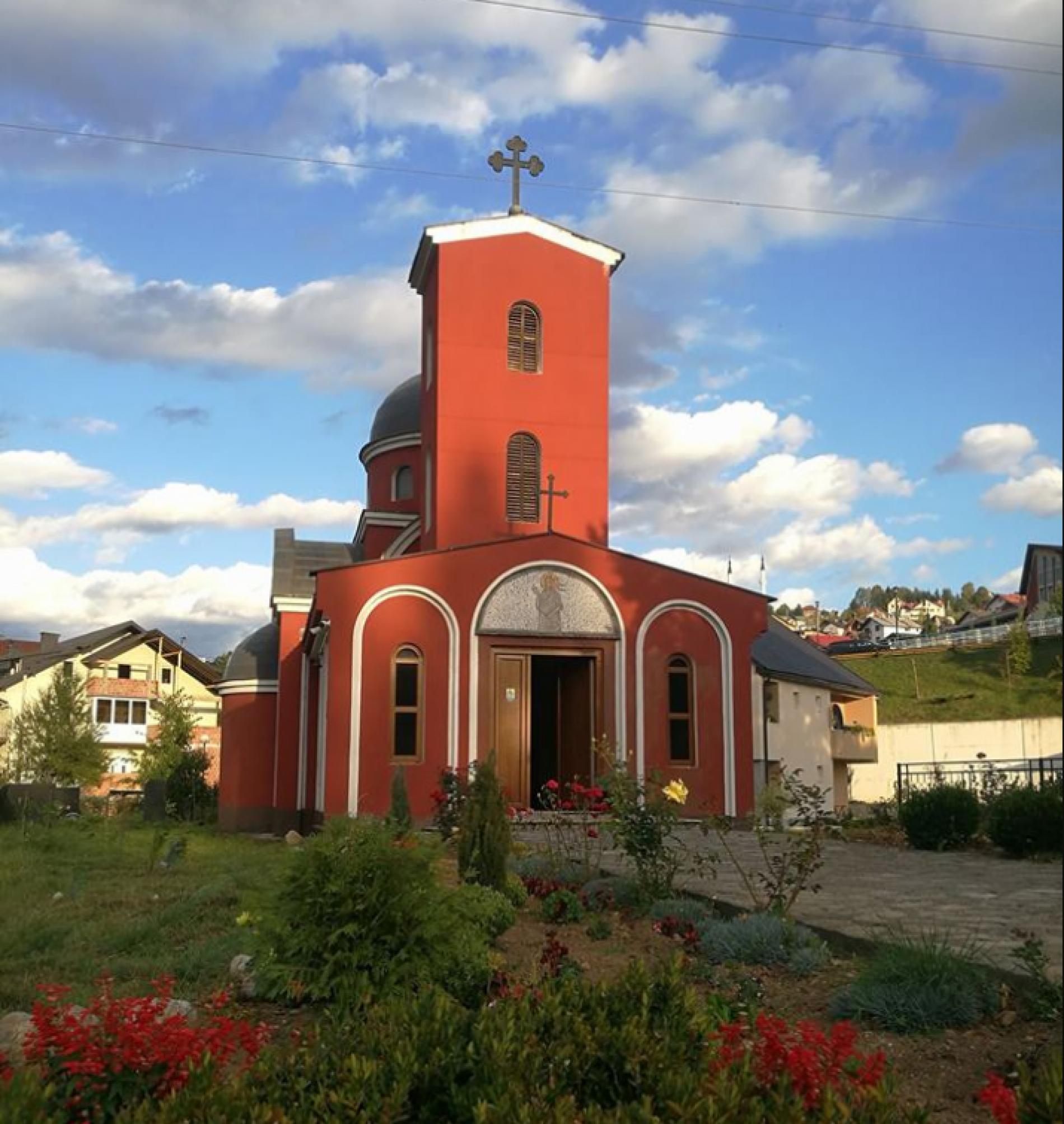 Rožajski Bošnjaci glavni donatori za obnovu pravoslavne crkve u Rožajama