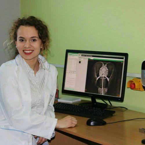 Adla Kahrić voditeljica tima Nacionalne Geografije za analiziranje raža Mediteranskog mora