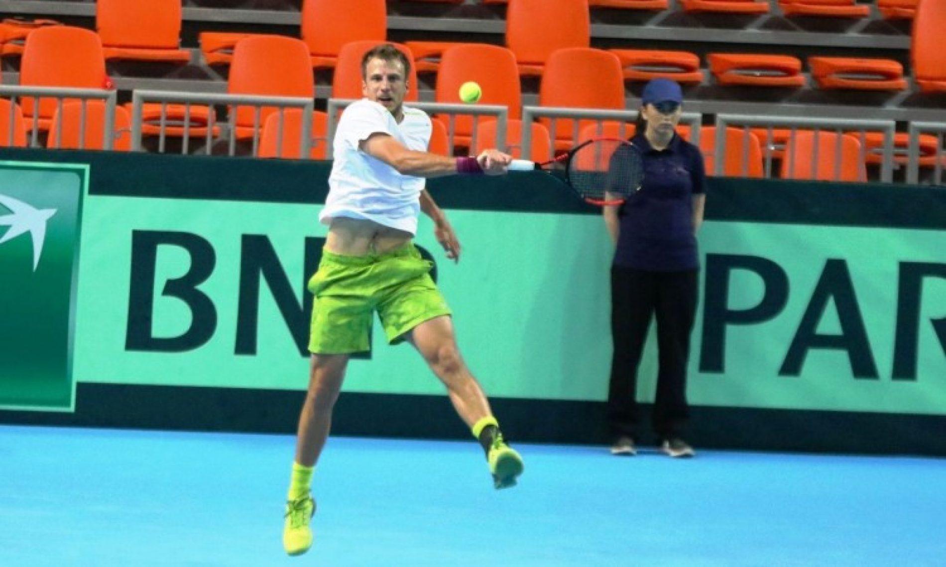 Bašić nakon što je savladao Wawrinku u polufinalu turnira u Sofiji: Velika pobjeda za mene