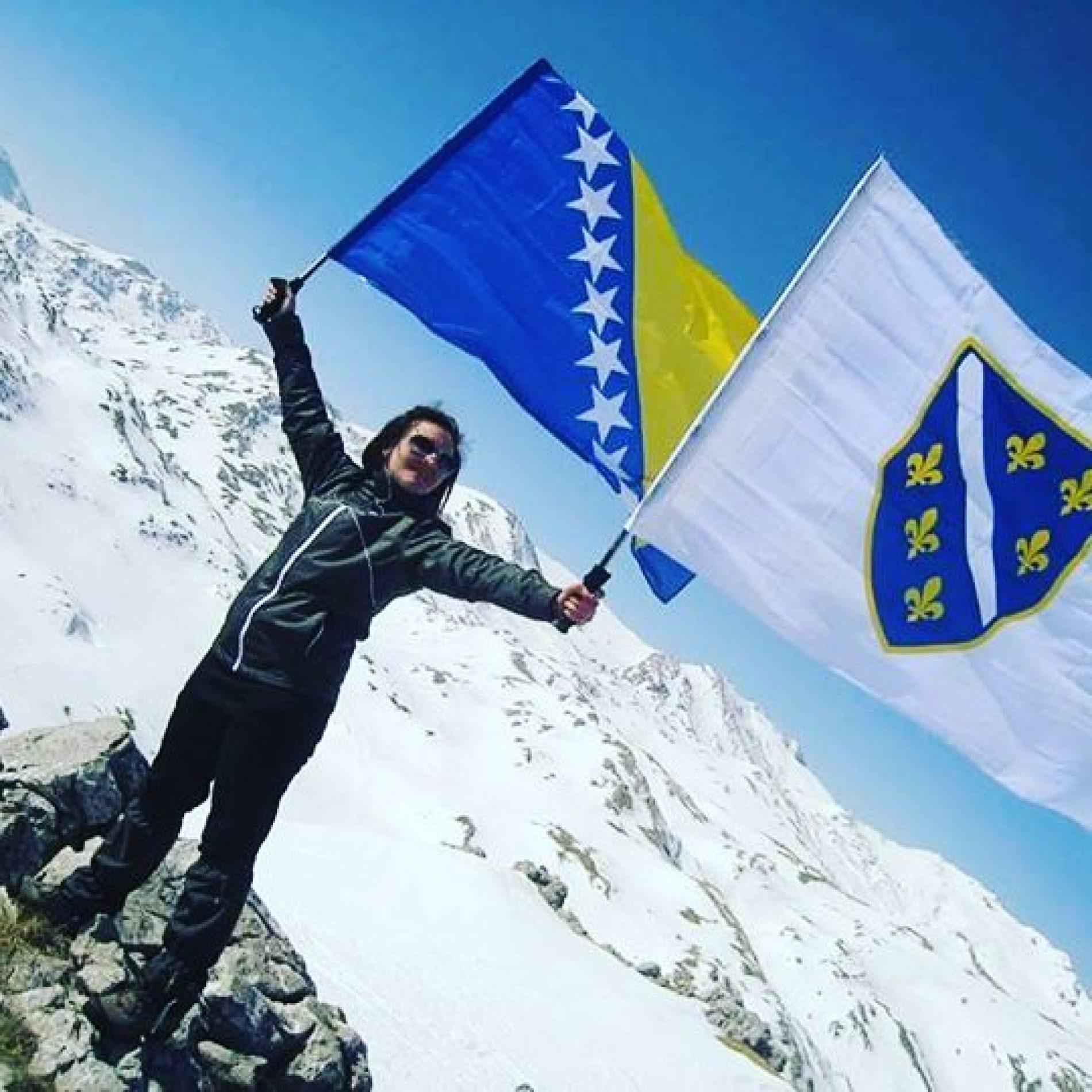 Prije 20 godina Bosna i Hercegovina dobila novu zastavu – Ljiljani i dalje u srcima