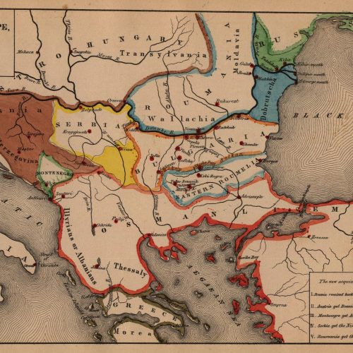 Granice Bosne među najstarijim u Evropi; mnogo starije od granica susjednih zemalja