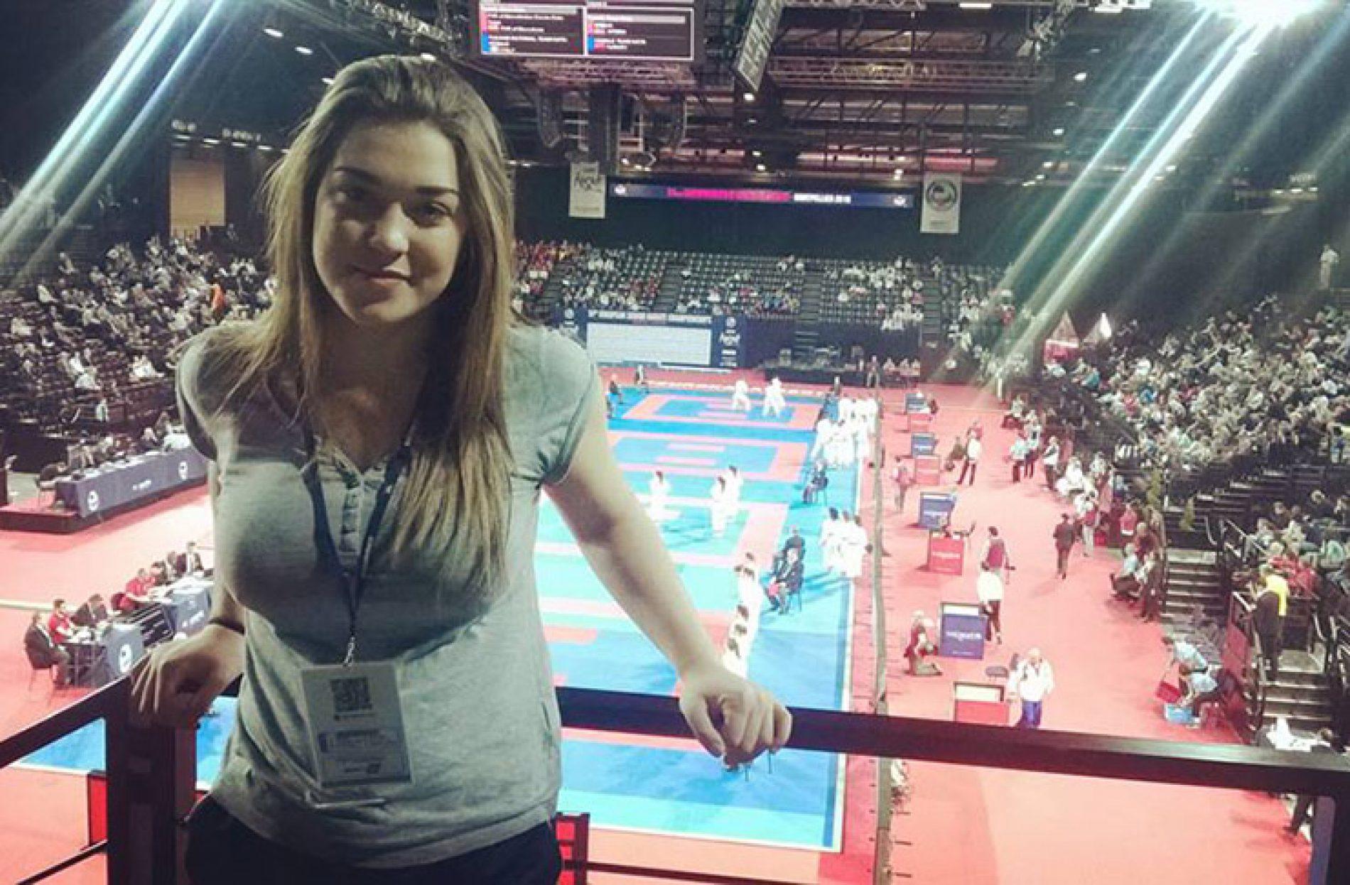 Karate – Mirnesa Bektaš osvojila zlato na EP-u u Sočiju