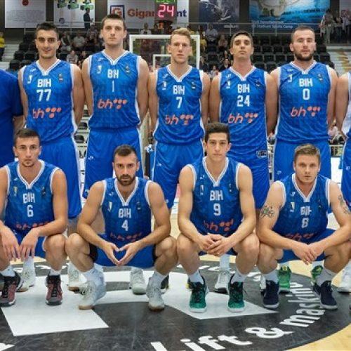 Košarkaši Bosne i Hercegovine večeras protiv Belgije: Puna Skenderija je naša velika prednost