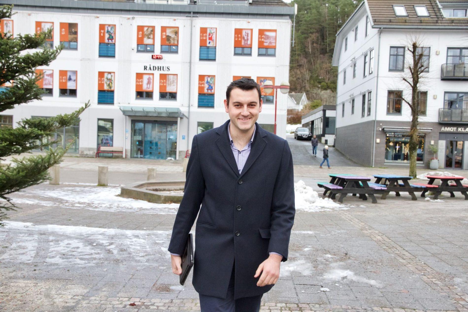 Ahmed Lindov, prvi stranac u Vijeću norveške općine Kvinesdal