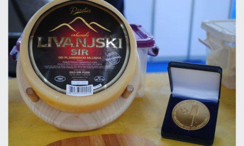 Beograd: Bosanski sirevi osvojili prva dva mjesta na Balkanskom festivalu sira