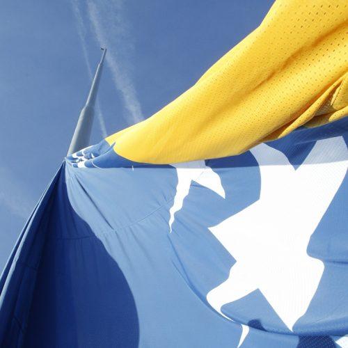 Kalesija parira glavnom gradu: Na Dan nezavisnosti podizanje najveće zastave Bosne i Hercegovine