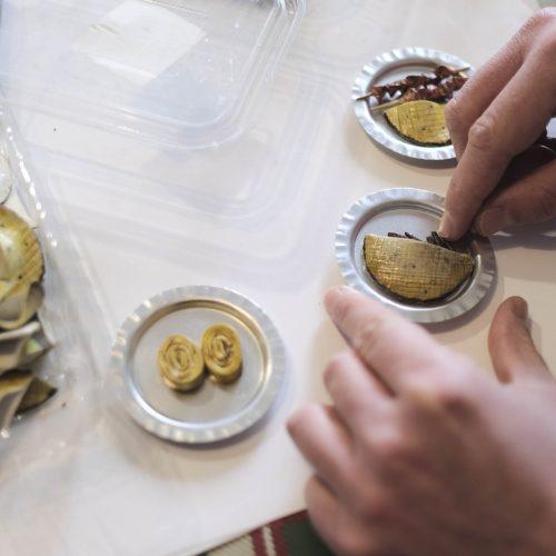 Bosanska jela na unikatnim ručno rađenim magnetima