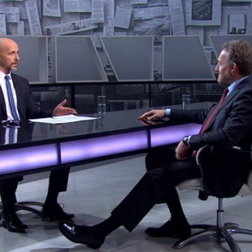 Izetbegović na HRT-u: Priče o 'trećem entitetu' besmislice. Pelješki most se ne može graditi dok se ne riješi granica