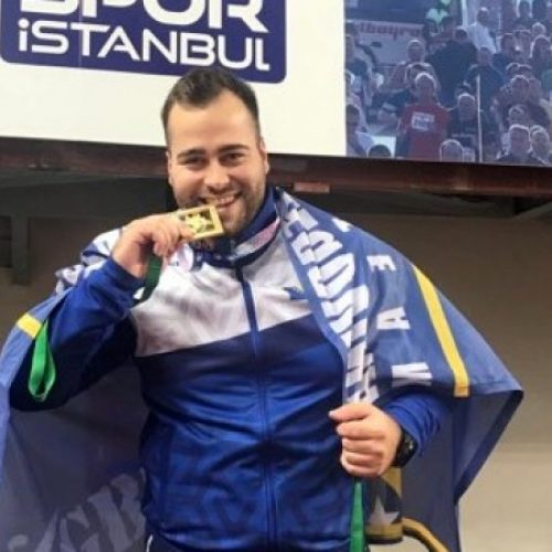 Pezer prvak Balkana s novim državnim rekordom