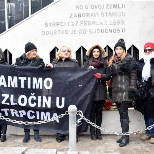 U Prijepolju obilježena 25. godišnjica zločina u Štrpcima