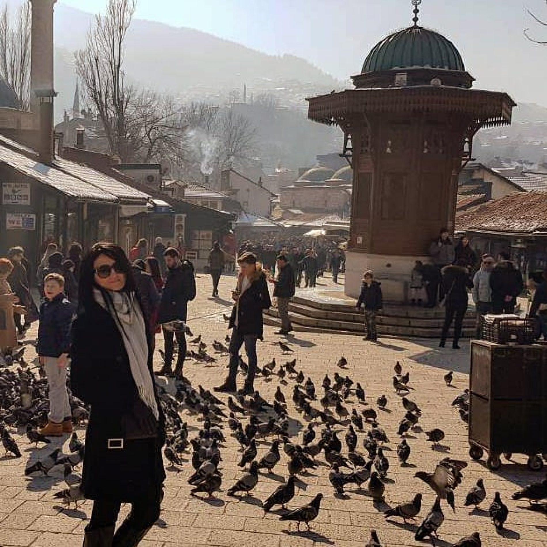 Sarajevo – tokom januara povećan broj turista za 38,3 posto