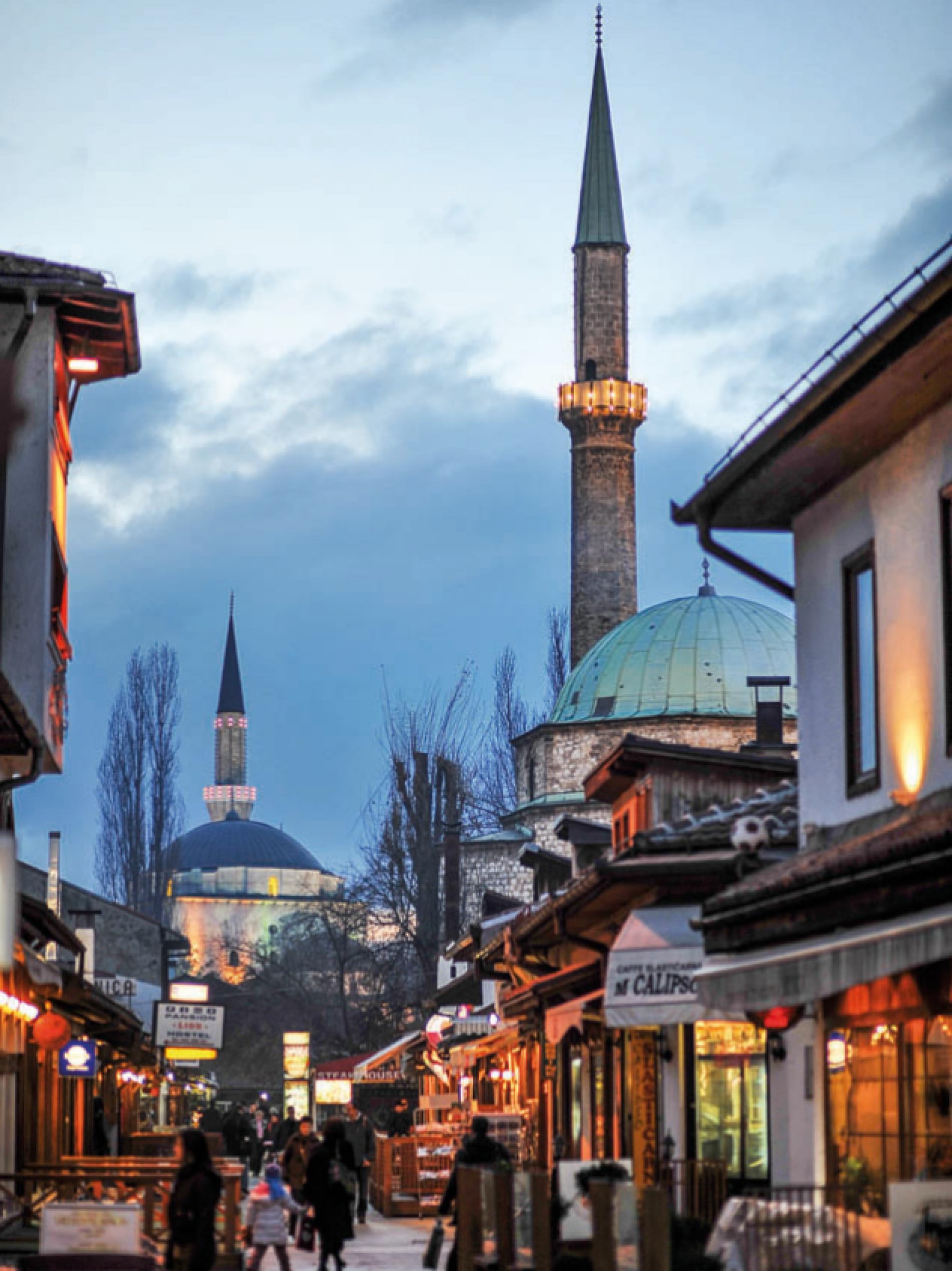 Njemački novinar o našoj zemlji: Bosna je postala najsigurnije mjesto u Evropi. Duh tolerancije u Sarajevu