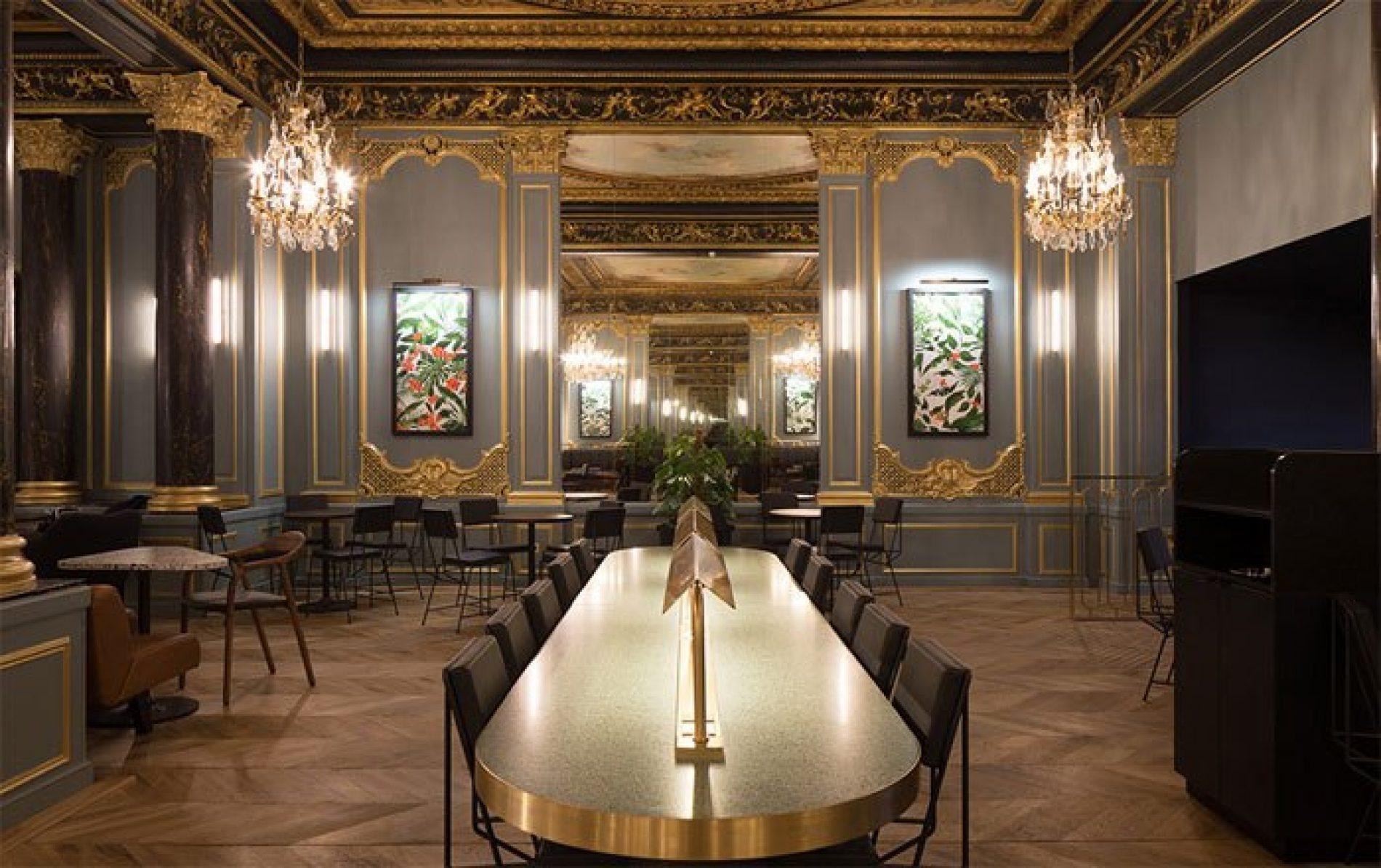 Pariz: Namještaj bosanske firme u čuvenom Starbucksu