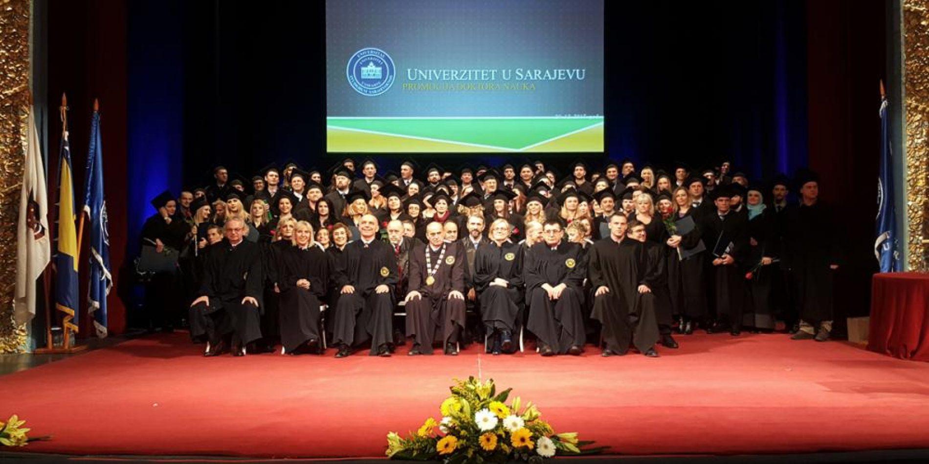 Na Univerzitetu u Sarajevu bit će zaposleno 150 mladih asistenata