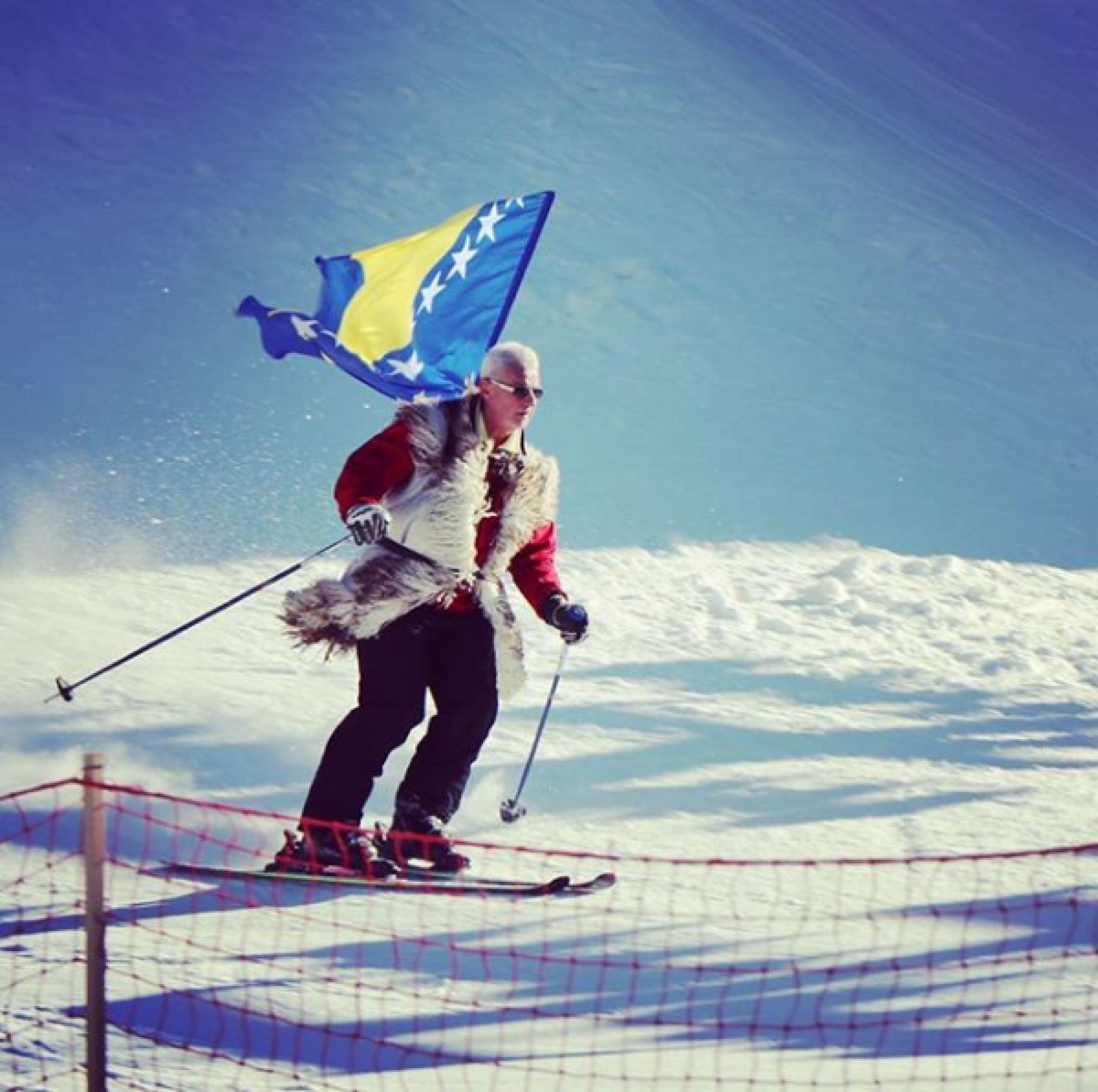 Vlašić i dalje top zimska destinacija u srednjoj Bosni (VIDEO)