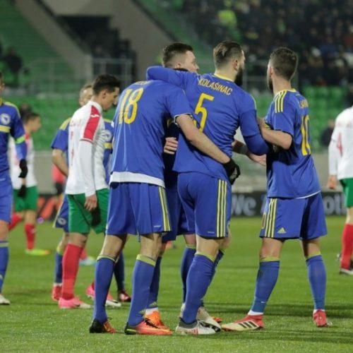 Fudbal: Bosna i Hercegovina protiv Senegala u Francuskoj