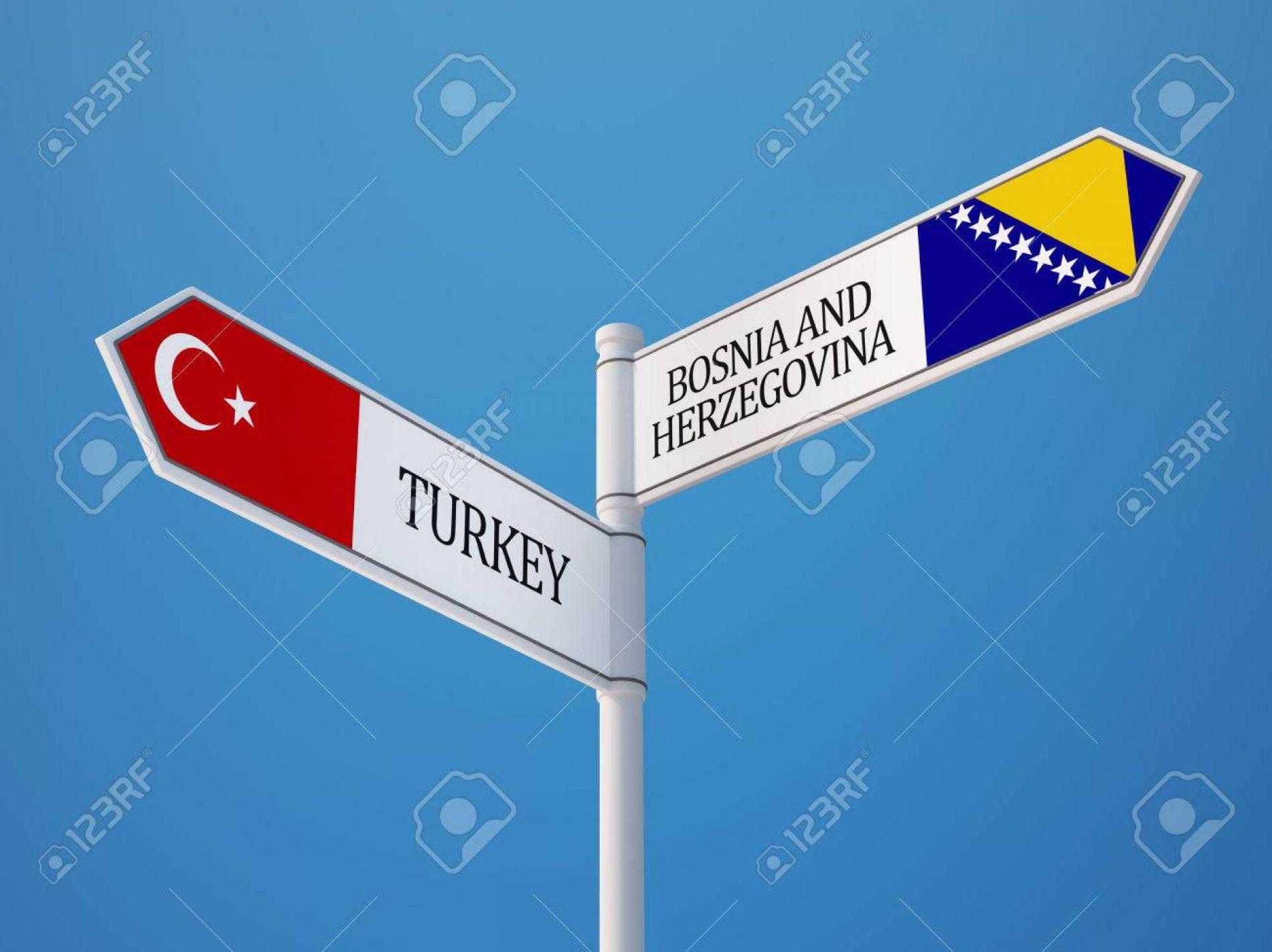 Bosanski izvoz u Tursku posljednjih mjeseci premašio uvoz iz te zemlje