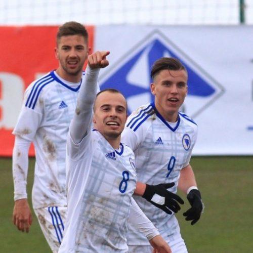Pobjeda mlade reprezentacije Bosne i Hercegovine!