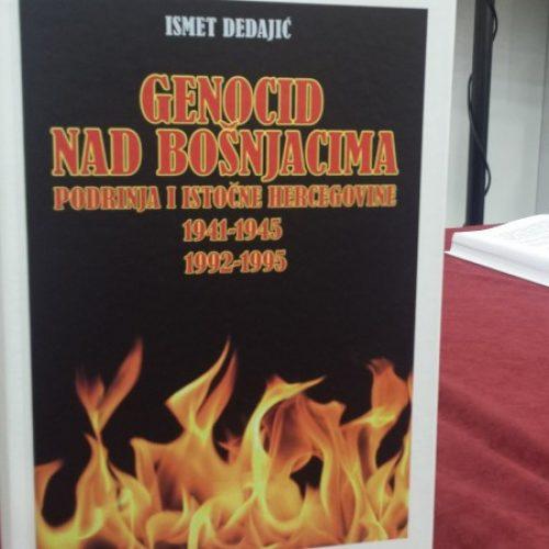 Predstavljena knjiga 'Genocid nad Bošnjacima Podrinja i istočne Hercegovine'