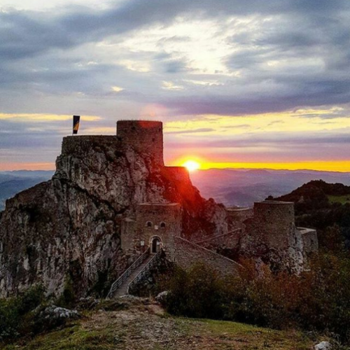 Stari grad Srebrenik – historijsko područje