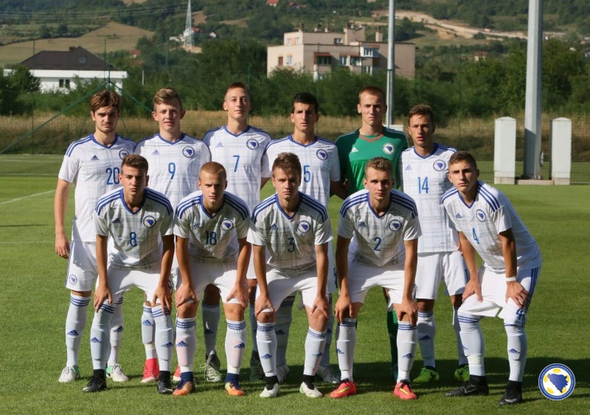 Fudbal: Kadeti Bosne i Hercegovine treći put na Evropskom prvenstvu!