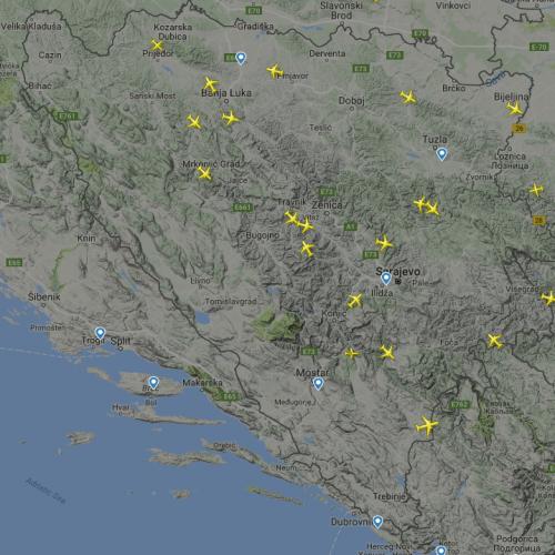 Uspostavom kompletne kontrole neba Bosna i Hercegovina će godišnje zarađivati 20 miliona