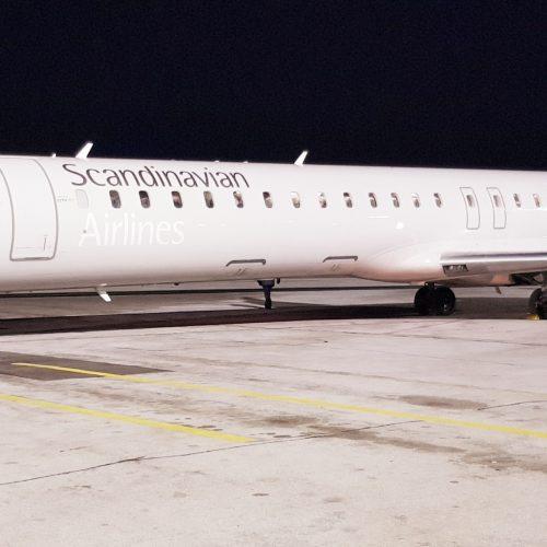 Skandinavska aviokompanija SAS uvela direktnu liniju Kopenhagen-Sarajevo
