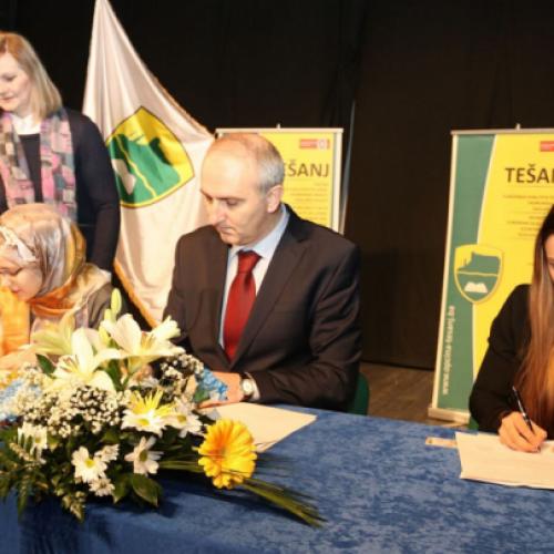 Općina Tešanj će stipendirati 344 studenta