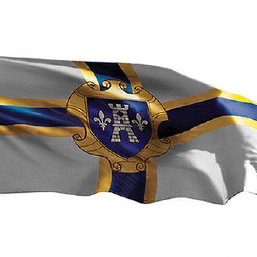 Grad koji je osnovao bosanski kralj: Na novoj zastavi Herceg Novog Sahat kula i ljiljani