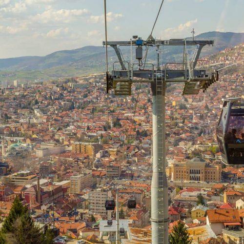 Trebevićka Žičara u prva tri dana rada prevezla više od 13.000 putnika