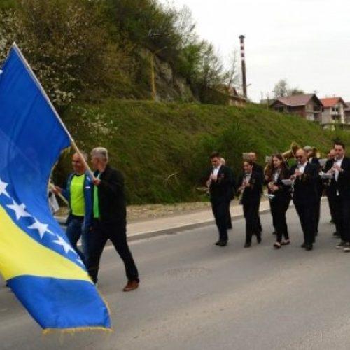 Obilježena godišnjica Armije RBiH u Tuzlanskom kantonu