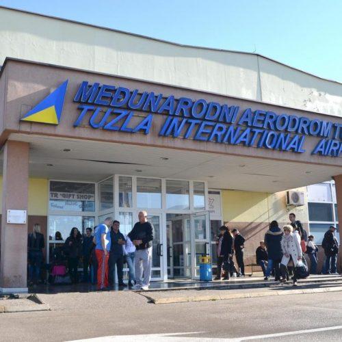 Aerodrom Tuzla: Rast broja putnika za 60%. Turci zainteresovani za ulaganja